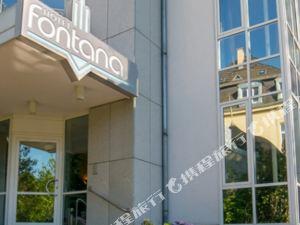 威斯巴登豐塔納酒店(Fontana Hotel Wiesbaden)