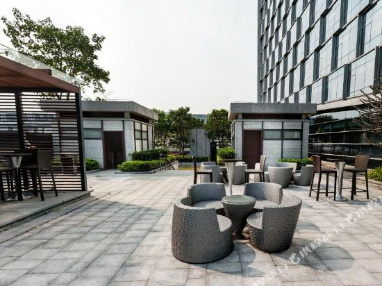 深圳四季酒店(Four Seasons Hotel Shenzhen)咖啡廳
