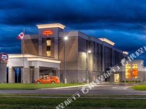 弗雷德里克頓希爾頓歡朋套房酒店(Hampton Inn & Suites by Hilton Fredericton)