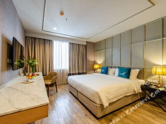 曼谷威爾酒店(Well Hotel Bangkok)高級轉角房