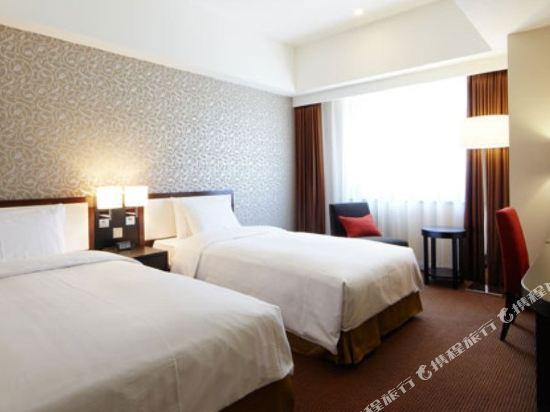 福岡皇家花園酒店(The Royal Park Hotel Fukuoka)女士專用層高級雙床間
