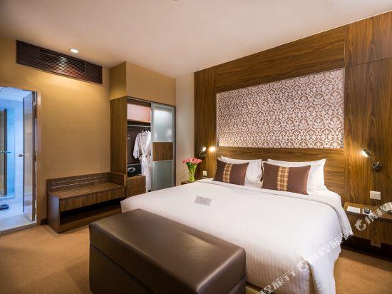 新加坡大太平洋酒店(Hotel Grand Pacific Singapore)套房
