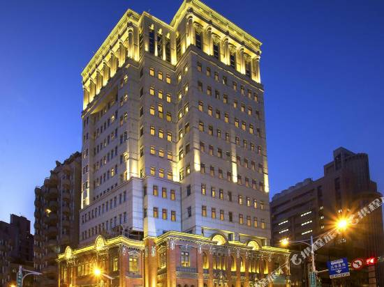 台北城飯店