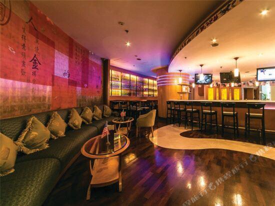 香港嘉湖海逸酒店(Harbour Plaza Resort City)酒吧