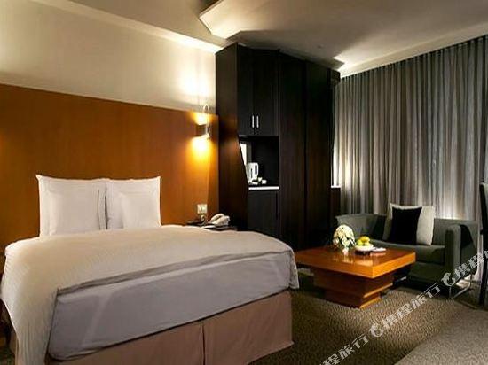 台中永豐棧酒店(Tempus Hotel Taichung)A館景緻豪華客房