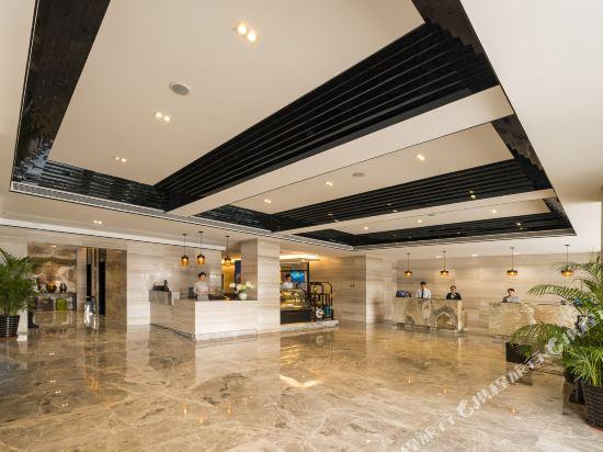 珠海香江維克酒店(Zhuhai Hongkong Victory Hotel)大堂吧