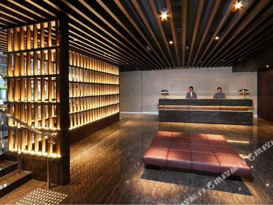 香港皇悅卓越酒店(Empire Prestige Causeway Bay)內景_公共區域