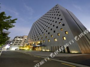 首爾明洞喜普樂吉酒店(原首爾黃金鬱金香M酒店)