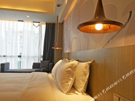 柏高酒店(廣州天河北天平架地鐵站店)(Paco Hotel (Guangzhou Tianhebei Tianpingjia Metro Station))豪華大床房