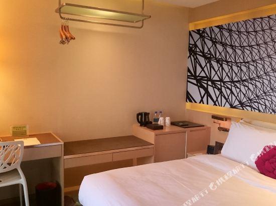 晉逸海景精品酒店上環(Butterfly on Waterfront Boutique Hotel Sheung Wan)純淨空氣豪華客房