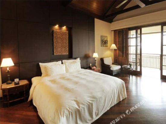 峴港富麗華大酒店(Furama Resort Danang)高級礁湖房