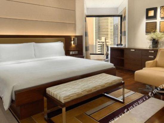 新加坡君悦酒店(Grand Hyatt Singapore)尊貴套房