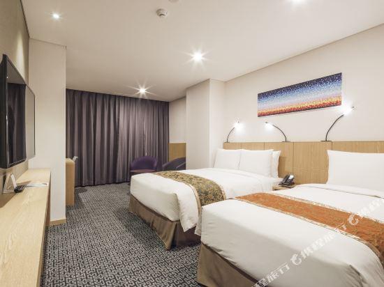 首爾帝馬克豪華酒店明洞(Tmark Grand Hotel Myeongdong)Family Twin