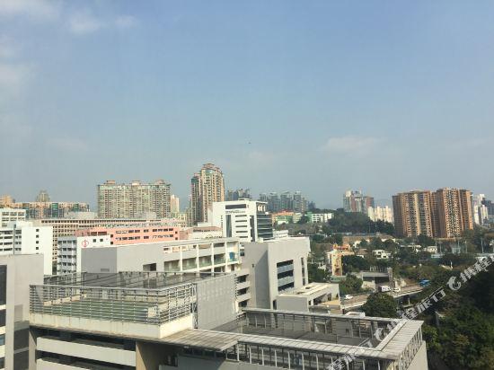 香港朗逸酒店(Largos Hotel)眺望遠景