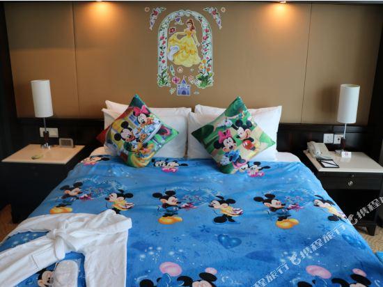 上海嘉豪淮海國際豪生酒店(Howard Johnson Huaihai Hotel Shanghai)高級親子房