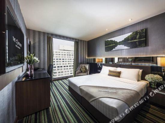 康帕斯酒店集團曼谷歐陸酒店(The Continent Bangkok by Compass Hospitality)星空客房