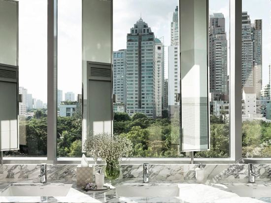 曼谷東方酒店(Oriental Residence Bangkok)眺望遠景