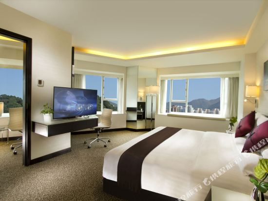 香港麗豪酒店(Regal Riverside Hotel)Executive Suite