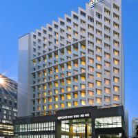 首爾華美達安可酒店酒店預訂