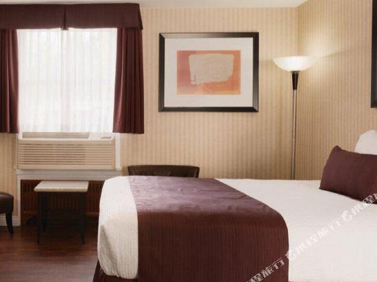温德姆華麥德龍戴斯酒店(Days Inn by Wyndham Vancouver Metro)豪華大床房