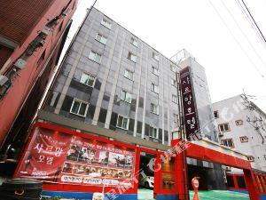 水原查瑪特旅館(Hotel Charmant Suwon)
