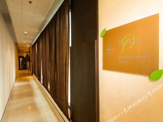 香港尖沙咀皇悅酒店(Empire Hotel Kowloon-Tsim Sha Tsui)健身房