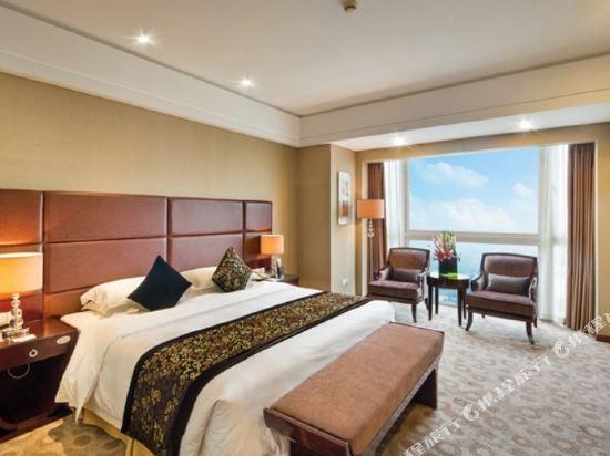 深圳百合酒店(Century Kingdom Hotel)豪華大床房