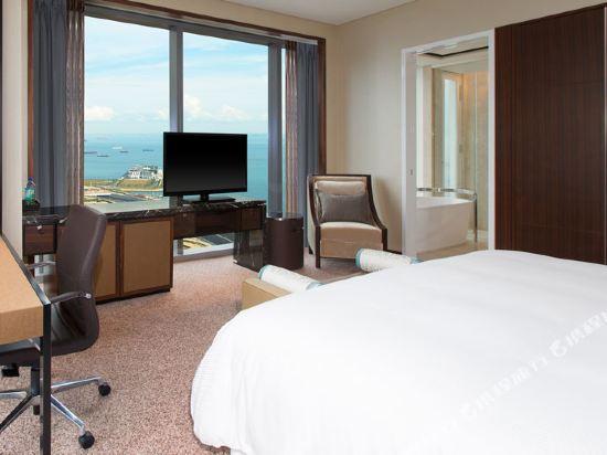 新加坡威斯汀酒店(The Westin Singapore)灣景超尊貴房