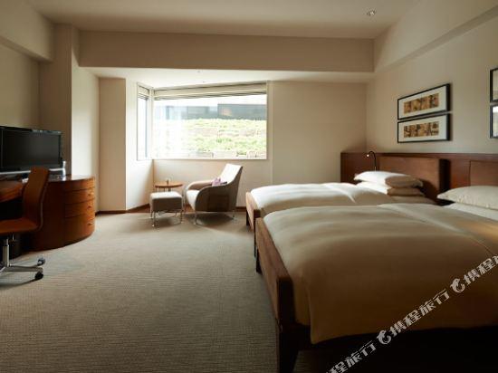 東京君悅酒店(Grand Hyatt Tokyo)君悅豪華雙床房