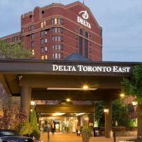 多倫多東Delta酒店酒店預訂