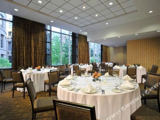 温哥華威斯汀大酒店(The Westin Grand, Vancouver)餐廳
