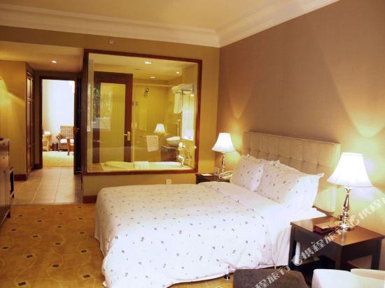 三正半山酒店(東莞橋頭店)(Goodview Hotel (Dongguan Qiaotou))園景區商務套房