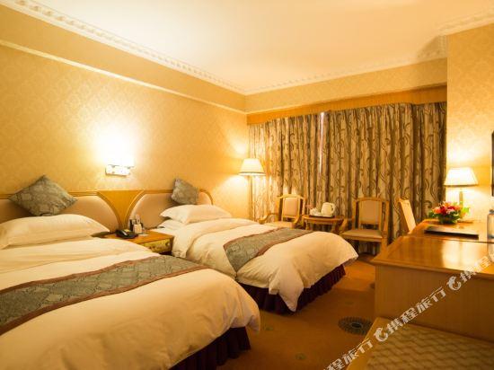 珠海華僑賓館(Hua Qiao Hotel)標準雙人房
