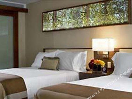 費爾蒙特環太平洋酒店(Fairmont Pacific Rim)豪華房