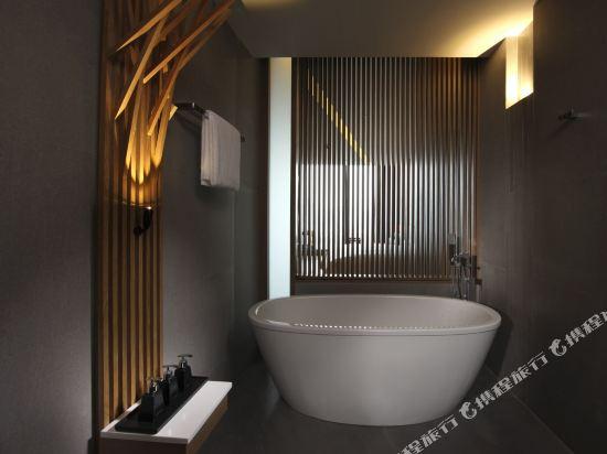 曼谷索菲特特色酒店(SO Sofitel Bangkok)Sofitel So Bangkok -  Wood Room (Detail)