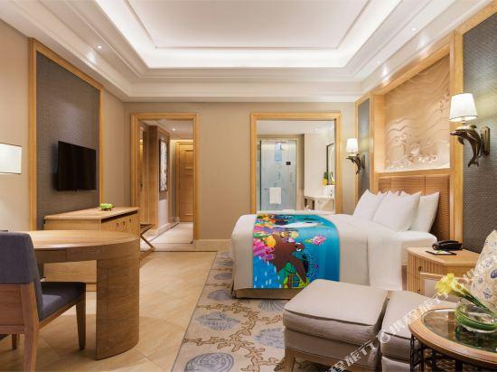 長隆橫琴灣酒店(珠海海洋王國店)(Chimelong Hengqin Bay Hotel (Zhuhai Dolphin Flagship Store))行政房
