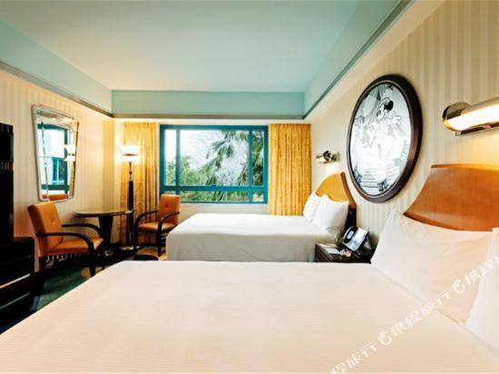 迪士尼好萊塢酒店(Disney's Hollywood Hotel)標準客房