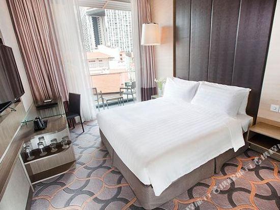 新加坡帝盛酒店(Dorsett Singapore)景觀客房