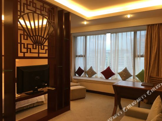 深圳澳城花園酒店(Ocean City Hotel Shenzhen)行政大床房