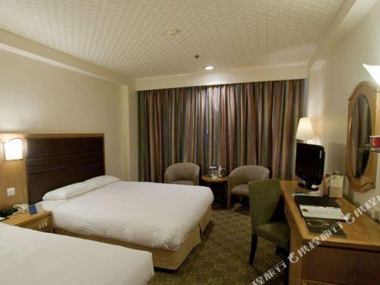 香港九龍維景酒店(Metropark Hotel Kowloon)家庭房