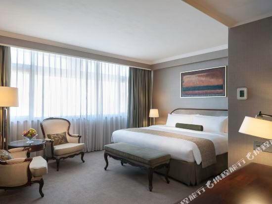 馬哥孛羅香港酒店(Marco Polo Hongkong Hotel)豪華客房