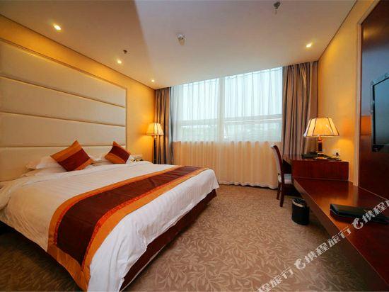 北京金色夏日商務酒店(Golden Sun Commercial Hotel)商務大床間