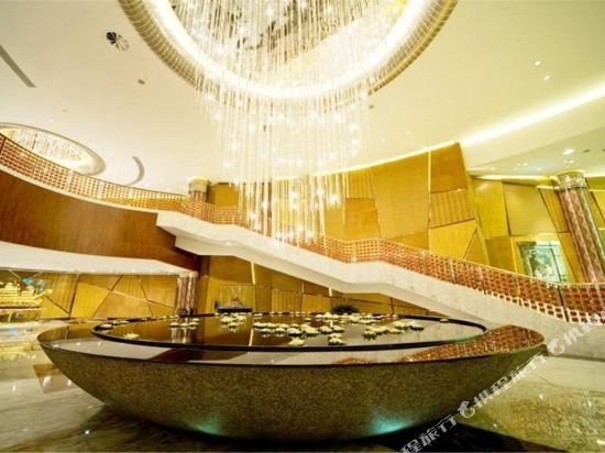 澳門新葡京酒店(Grand Lisboa Macau)公共區域