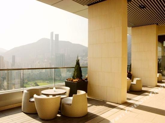 香港銅鑼灣皇冠假日酒店(Crowne Plaza Hong Kong Causeway Bay)公共區域