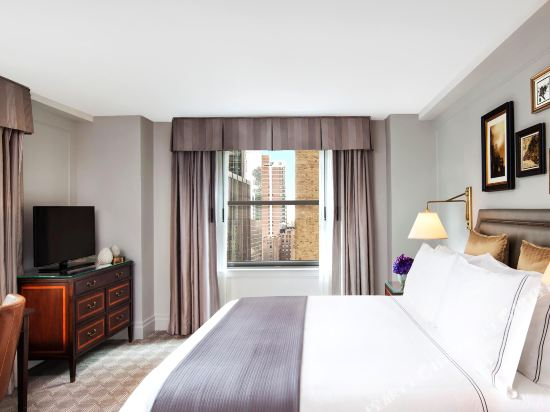 紐約巴克萊洲際大酒店(InterContinental New York Barclay Hotel)豪華特大床房