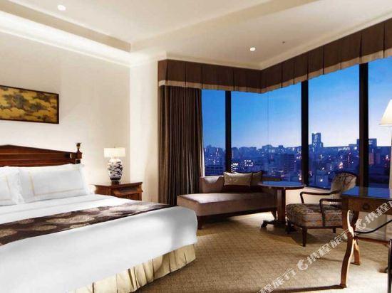 東京椿山莊大酒店(Hotel Chinzanso Tokyo)園景卓越的現代_經典房