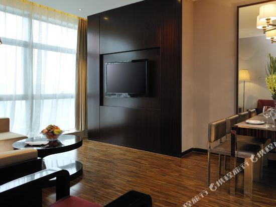 深圳皇庭V國際公寓(原皇庭禮尚公寓)(Wongtee V International Apartment)奇妙商務客房