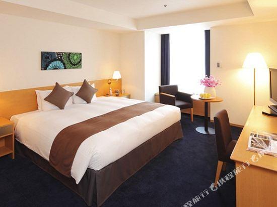 札幌格蘭大酒店(Sapporo Grand Hotel)東樓標準光閣大床房