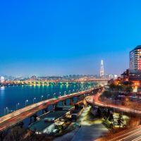 華克山莊首爾大酒店酒店預訂