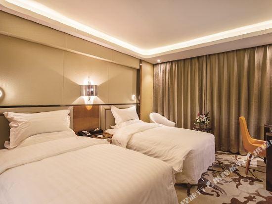 北京賽特飯店(SciTech Hotel)標準雙床間